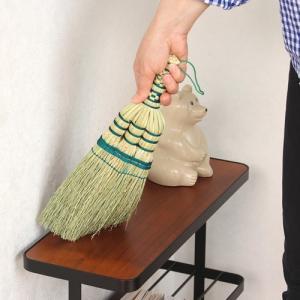 亀の子束子 手編みハンドほうき 手箒 ミニほうき|favoritestyle
