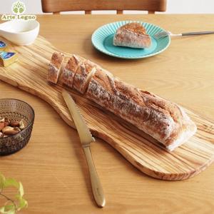 カッティングボード オリーブ まな板 木製 Arte Legno アルテレニョ ロングルスティックカッティングボード 484686|favoritestyle