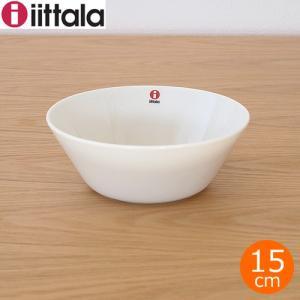 イッタラ ティーマ ボウル 15cm ホワイト iittala Teema 白 取り皿 平皿 皿 北欧 食器 4D7-7247|favoritestyle