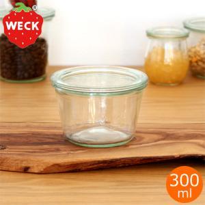 WECK キャニスター ガラスキャニスター モールドシェイプ Mold Shape 300ml ウェック 保存容器 保存瓶|favoritestyle