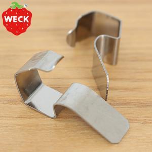 WECK ウェック ステンレスクリップ 2個セット 保存容器 パーツ|favoritestyle