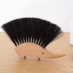 レデッカー テーブルブラシ ハリネズミ 手箒 ブラシ 掃除道具 クリーナー REDECKER 4J4-661933|favoritestyle