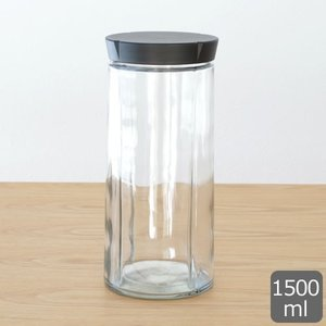 [クーポン配布中] ローゼンダール コペンハーゲン キャニスター 北欧 ガラス瓶 保存瓶 保存容器 グラン クリュ ストレージジャー 1500ml GRAND CRU favoritestyle