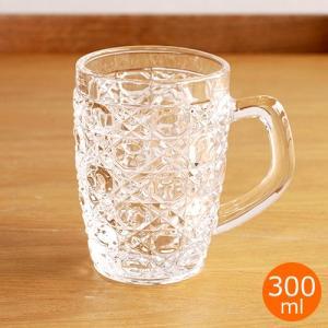 廣田硝子 昭和モダン 復刻タンブラー 220 取っ手付き 手付き 300ml タンブラー コップ グラス ガラス 4M5-220|favoritestyle