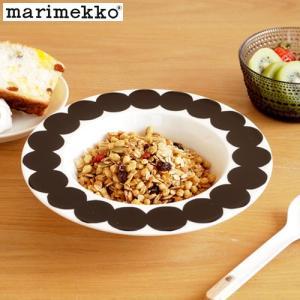 [クーポン配布中] マリメッコ ディーププレート ラシィマット 20cm marimekko RASYMATTO パスタプレート シリアルボウル スープ皿 深皿 北欧 食器|favoritestyle