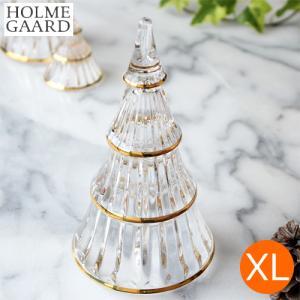 【今季完売】ホルムガード クリスマスツリー ガラス XL 19cm 北欧 HOLMEGAARD クリスマス ツリー ガラスツリー クリスマス雑貨|favoritestyle