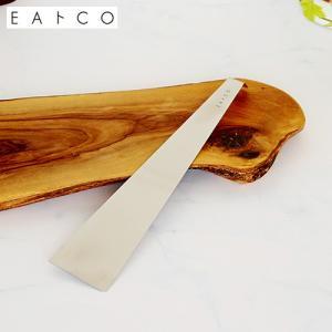 ヨシカワ EAトCO イイトコ Tolu spatula トル スパチュラ ステンレス製 日本製 ヘラ 薄い|favoritestyle
