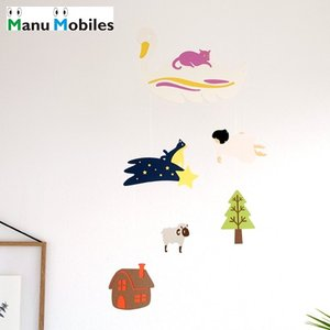 モビール 少女の見た夢 マニュモビールズ predawn Manu Mobiles 子供部屋 女の子 子供 赤ちゃん 日本製|favoritestyle