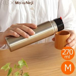 Mokuneji モクネジ x SUS gallery サスギャラリー ステンレスボトル Mサイズ 270ml 魔法瓶 水筒 Bottle|favoritestyle