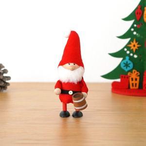 ノルディカニッセ 酔っぱらいサンタ NORDIKA nisse 2019 クリスマス クリスマス雑貨 木製人形 人形 北欧 北欧雑貨 北欧インテリア NRD120614|favoritestyle