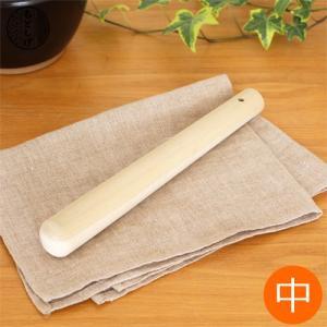 もとしげ すりこぎ 中 24cm 木製 朴木 ホオノキ すりこ木 すりこぎ棒 日本製 元重製陶所|favoritestyle