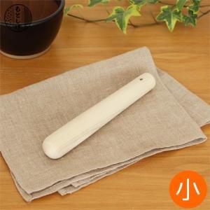 もとしげ すりこぎ 小 18.5cm 木製 朴木 ホオノキ すりこ木 すりこぎ棒 小さい 日本製 元重製陶所|favoritestyle