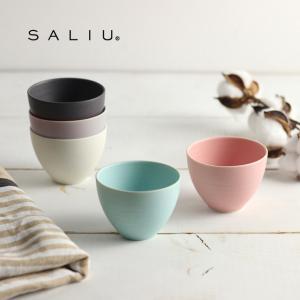 SALIU YUI 結 湯呑み(おしゃれ 日本製 かわいい 湯呑 白 湯のみ 湯飲み 来客用 湯呑み...