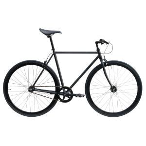 ピストバイク 完成車 CARTEL BIKES AVENUE MAT BLACK PISTBIKE カーテルバイク アベニュー マットブラック 自転車 ロードバイク ブランド|favus