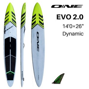 スタンドアップパドル サップ ボード ONE SUP EVO2.0 14'0×26