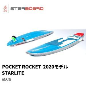 STARBOARD スターボード 2019 SUP POCKET ROCKET 8'5
