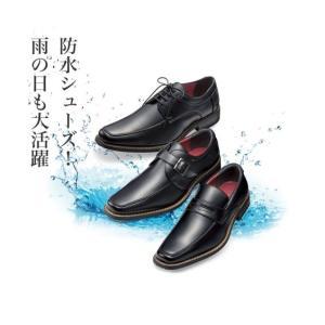 TAKEZO(タケゾー) 防水ビジネスシューズ ニッセン nissen|faz-store