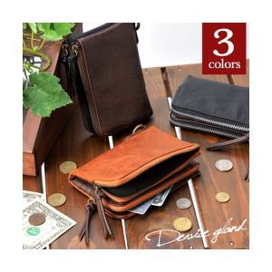 DEVICE(デバイス) gland 二つ折り財布 【DPG20038】|faz-store