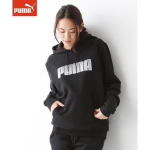 プーマ(PUMA) フーディパーカー メンズ M-3L PUMA KAフーディパーカー(男女兼用) ...