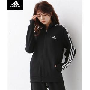 アディダス(adidas) ジャケット メンズ M-6L CLIMALITEダブルニット3ストライプ...