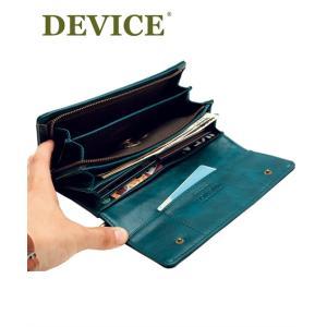 デバイス クラス(DEVICE crass) 長財布 メンズ 本体に少しムラ感のあるヴィンテージ加工でクラシカルな雰囲気を醸します! サイフ 財布 ニッセン|faz-store
