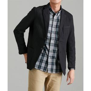 スーパーストレッチテーラードジャケット メンズ M-8L さらっと通年使える適度な厚さの生地を使用 大きいサイズ メンズ ビジカジスーツ ジャケット|faz-store