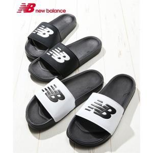ニューバランス サンダル メンズ SMF200 25cm-29cm 大きいサイズ メンズ 靴 サンダ...