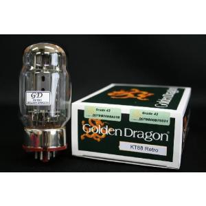 【ゴールデンドラゴン KT88Retro(MP) 真空管】