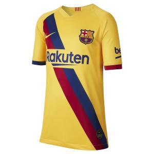 ◆商品説明◆ FCバルセロナのNIKE/ナイキ 2019/20 アウェイ ジュニア用レプリカユニフォ...