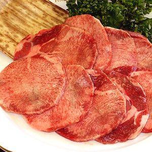 牛タン!牛タンの焼肉用厚切り!この牛タン…5mm厚切りのジューシー牛タン!  焼肉なら網焼き、鉄板焼...