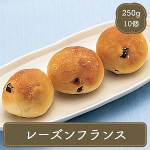 ぶどうパン レーズンブレッド (24g×10個) 業務用 家庭用 国産 テーブルマーク|fbcreate