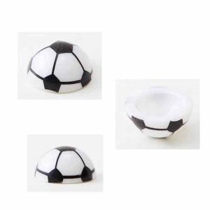 サッカーボールサイズ 直径 約3.2センチ 高さ 約1.6センチ  5個セット    昔、大人気だっ...