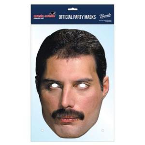 (Queen/クイーン)フレディ・マーキュリー パーティーマスク(Freddie Mercury)QFMER01|fcfa