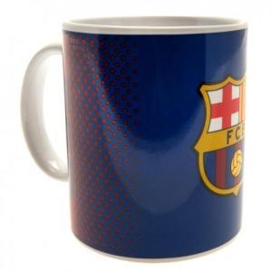 FCバルセロナのオフィシャルマグカップ。  エンブレム&クラブの略称『FCB』をデザイン。 朝のモー...