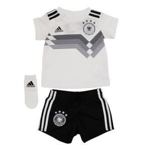 2018W杯ロシア大会で着用!ドイツ代表のベビー用ミニキット。 大人用と同デザイン、同デザインを採用...