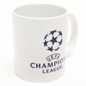 UEFAチャンピオンズリーグ オフィシャルライセンスグッズ。 CLロゴのプリントが入ったシンプルなマ...