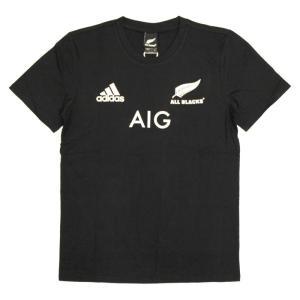 ラグビー ニュージーランド代表「オールブラックス」のユニフォームデザインのTシャツ。  ■商品仕様 ...