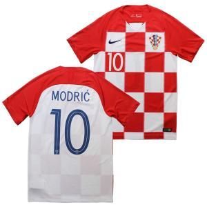 FIFAワールドカップ2018ロシア大会で着用! 伝統のチェック柄は健在のホームモデル。 大会MVP...