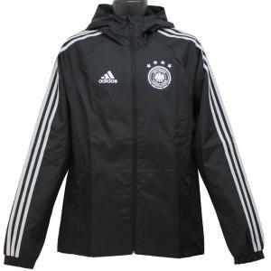 ドイツ代表の選手が、トレーニングや移動の際などに着用するレインジャケット。  ■商品仕様 ・ボディは...