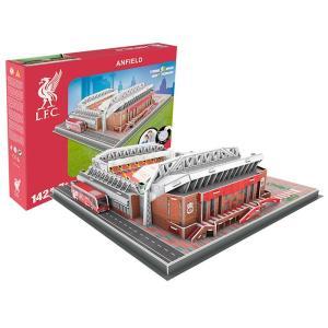 リバプール オフィシャル スタジアム(アンフィールド) 3D パズル(Nanostad/ナノスタッド)