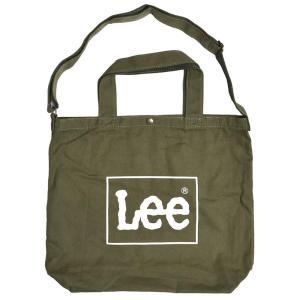 (リー) Lee トートバッグ 軽量 ショルダーバッグ A4 メンズ レディース ロゴ 通勤 通学 ...