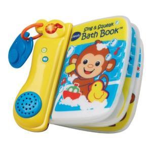 Vテック お風呂で赤ちゃんと英語と音楽をたのしむ絵本 fchallenge