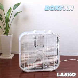LASKO BOXFAN MODEL3733(サーキュレーター 扇風機)|fci