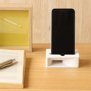 Eau ACUSTICO アクースティコ iPhone スピーカー ホワイトiPhone6/6s/7(限定カラー アイフォン 木製スピーカー)|fci|06