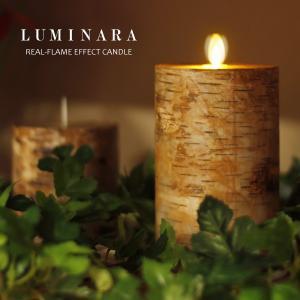 LUMINARA ルミナラ バーチピラー3.5×6(キャンドルライト)|fci