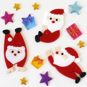グミデコ バッグS トリオギフト(クリスマス サンタクロース ジェルジェム)|fci