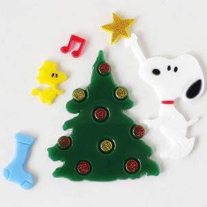 グミデコ スヌーピー バッグS ツリー(クリスマスツリー ピーナッツ ジェルジェム)|fci