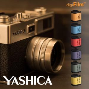 YASHICA Y35 Combo(YASHICA クラウドファンディング デジタルカメラ レトロ ...