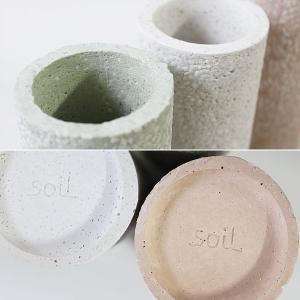 soil TOOTHBRUSH STAND 歯ブラシスタンド(歯ブラシ立て ソイル けいそうど 洗面用品 バスルーム 珪藻土)|fci|04