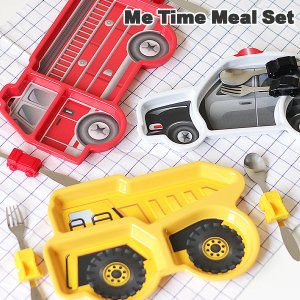 Me Time Meal Set ミータイムミールセット(キッズプレート 知育玩具 ランチプレート 入園) fci